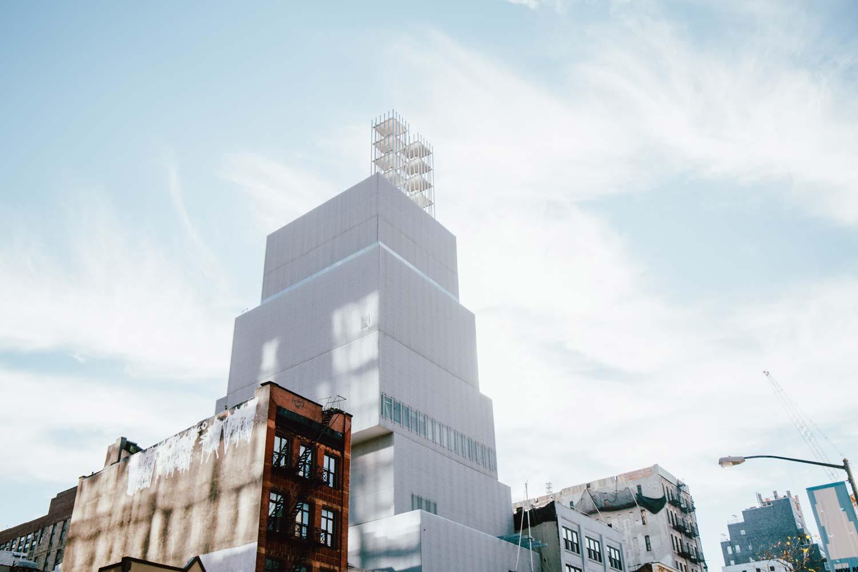 new museum of contemporary art New York
