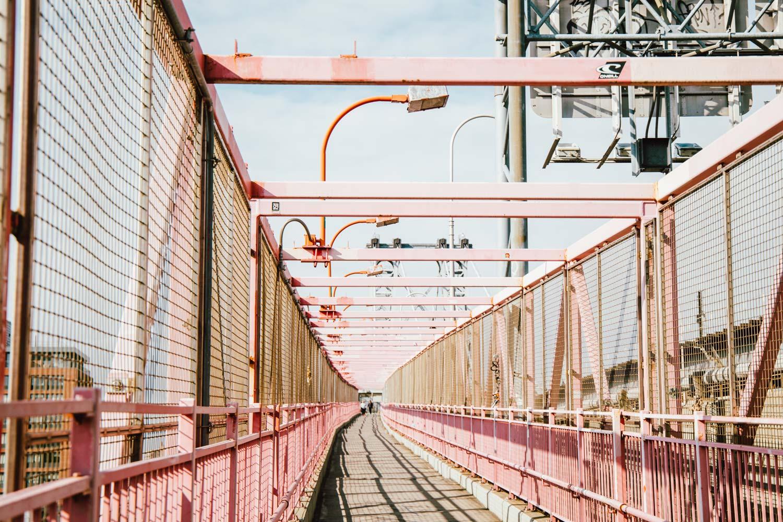 pont de Williamsburg blog New York