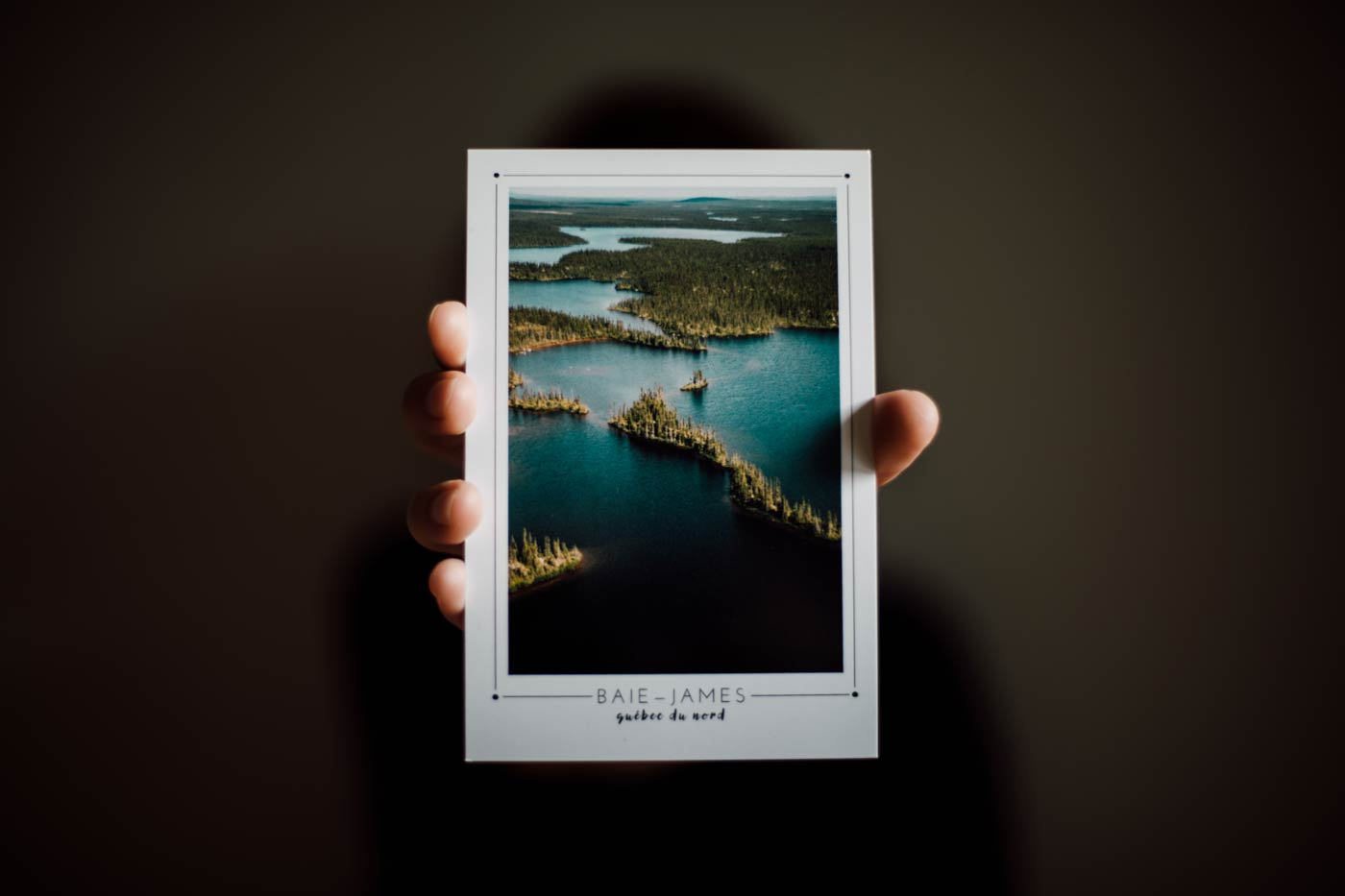 créer carte postale en ligne