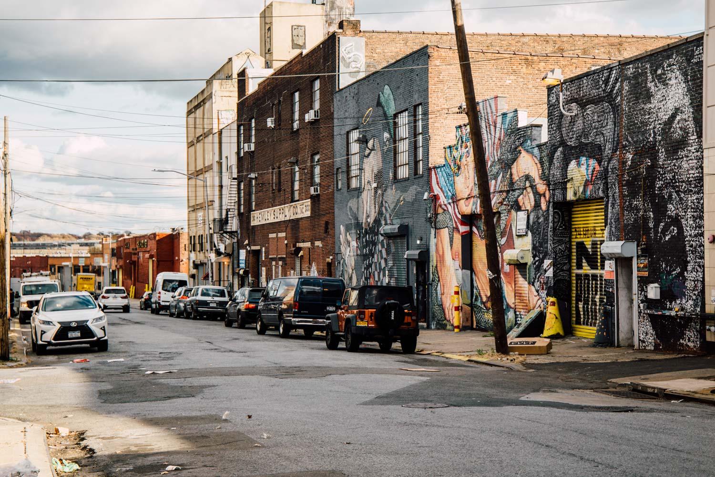 quartier hipster de Bushwick