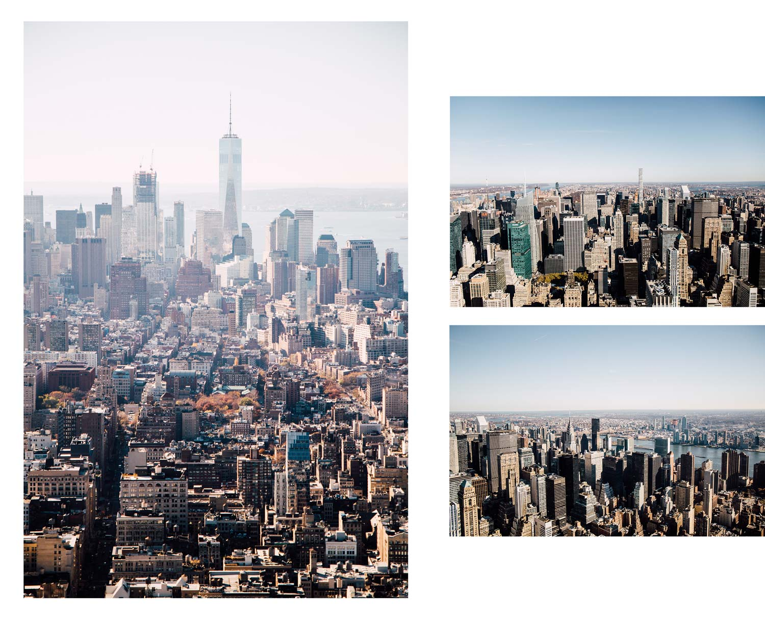 que voir a new york empire state building