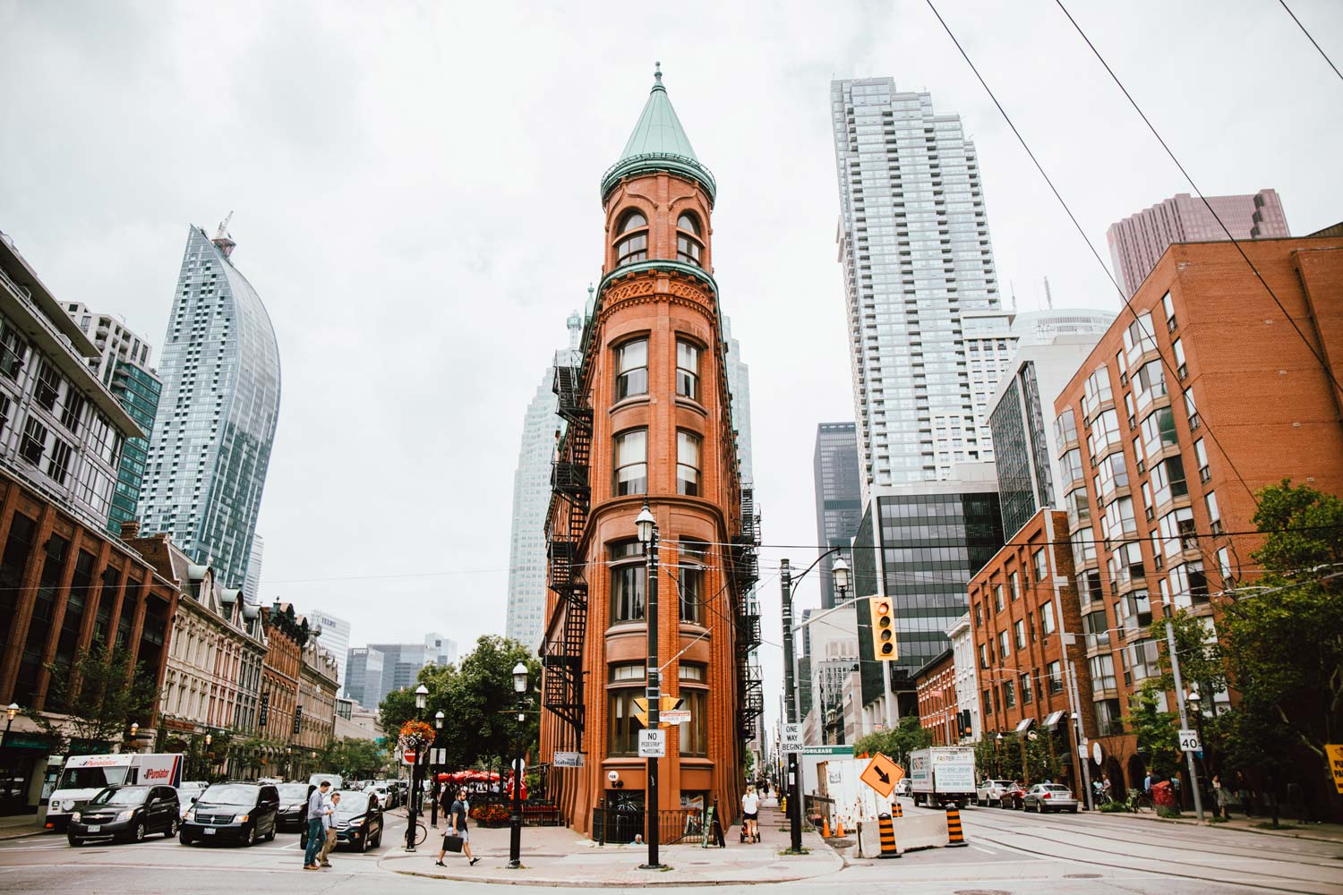 photo gooderham building flatiron