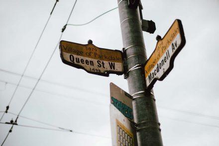 quartier Parkdale Toronto