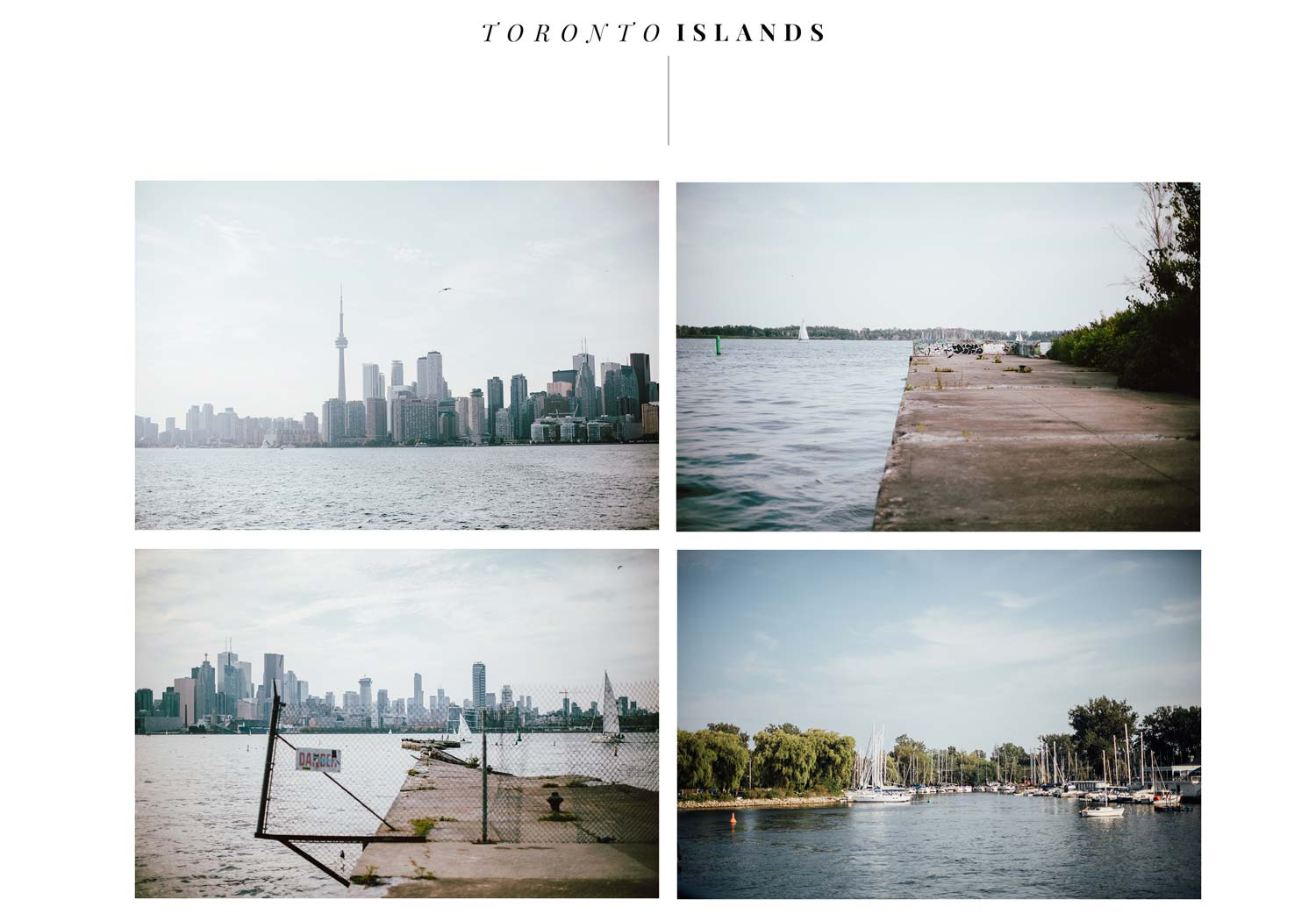 toronto islands blog de voyage