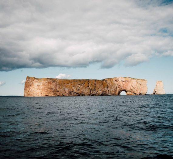 La Gaspésie insulaire — l'emblématique Rocher Percé & l'île-Bonaventure