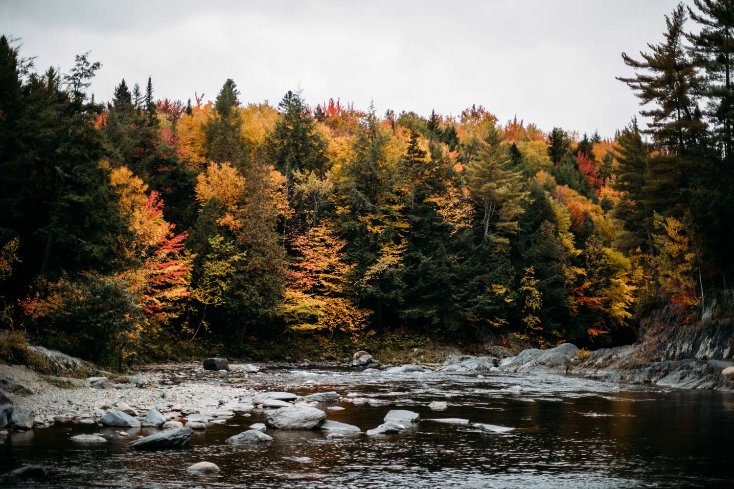 visiter Chaudiere-Appalaches en automne