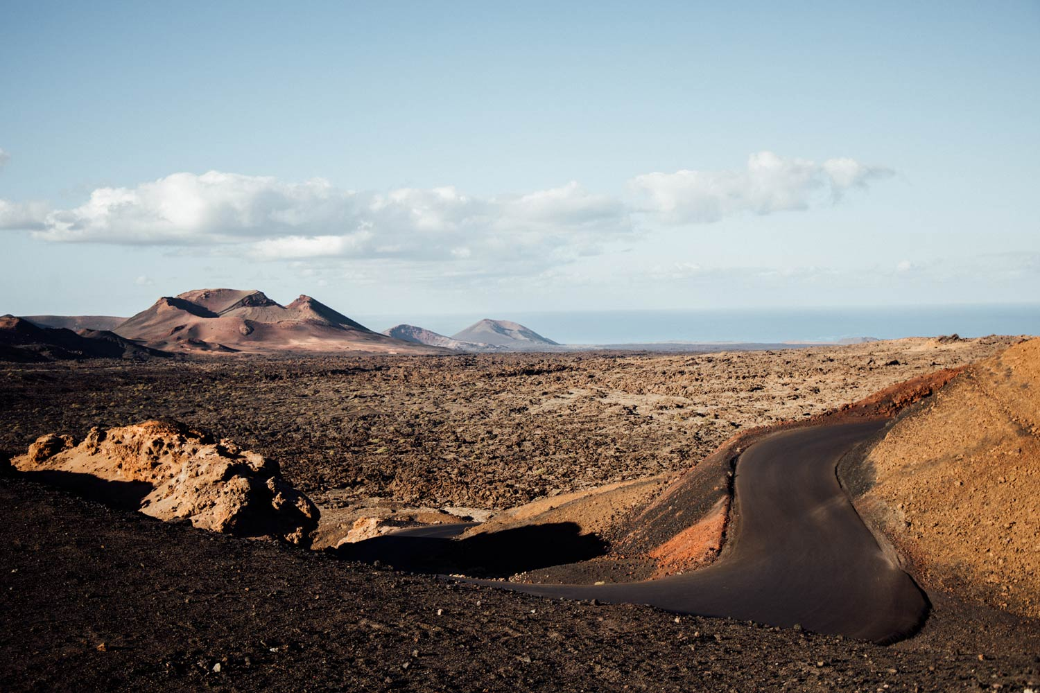 comment voir le parc national de Timanfaya