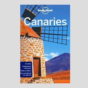 acheter un guide de voyage Canaries