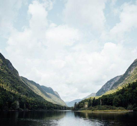 Québec — le Parc national de la Jacques Cartier en 2 jours