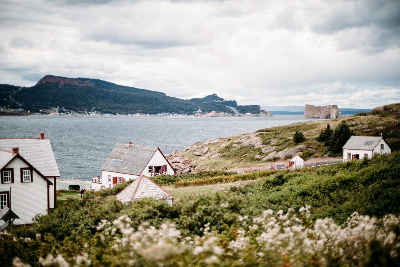 ile bonaventure Gaspésie