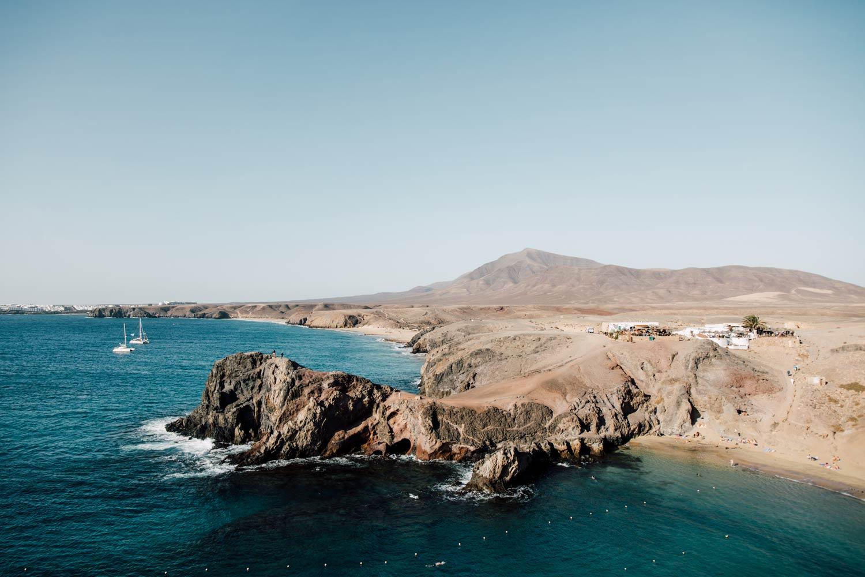 itinéraire road trip Lanzarote en Espagne