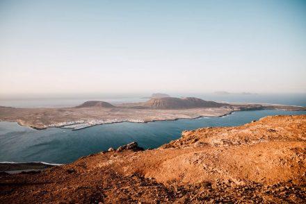 itinéraire d'une semaine à Lanzarote