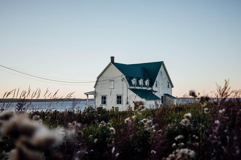 maison pittoresque du Québec