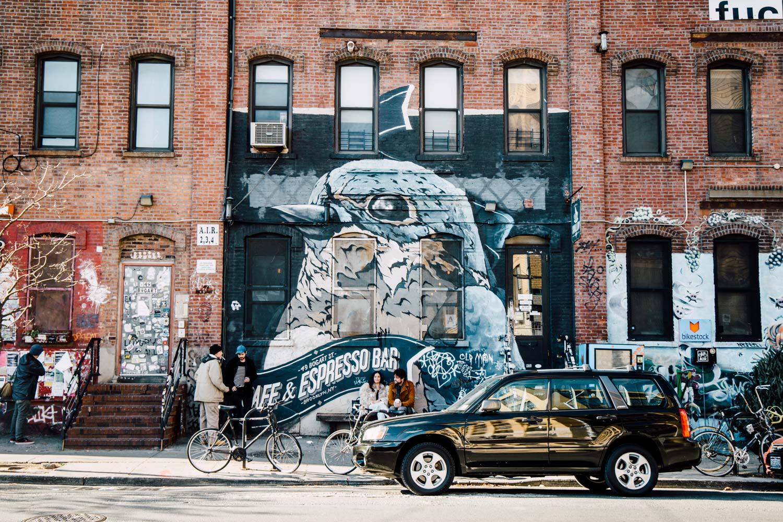meilleurs lieux voir street art à brooklyn