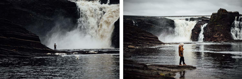 où voir des cascades au Québec ?