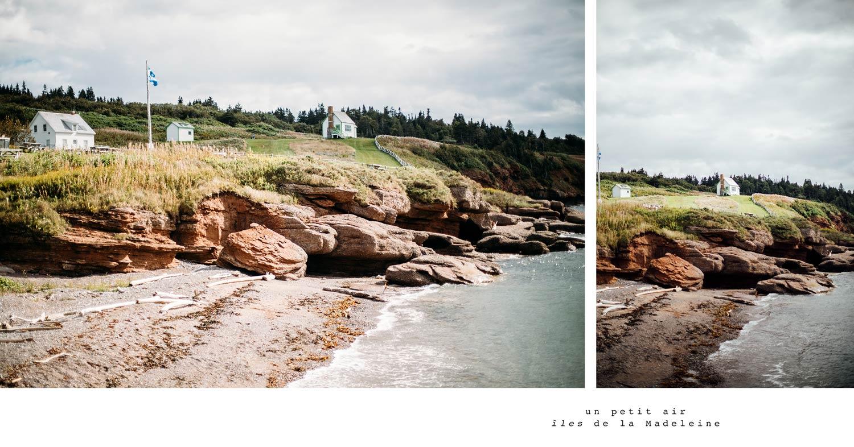 paysages de Gaspésie québec