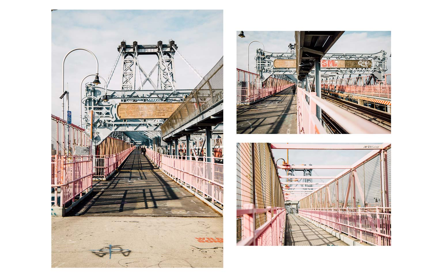 photographier Williamsburg bridge