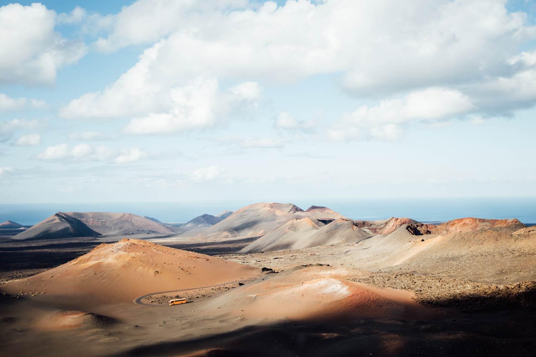 que faire sur l'ile de Lanzarote ? Notre itinéraire