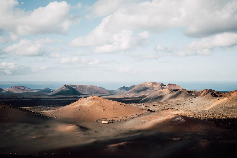 que voir à Lanzarote ? blog voyage