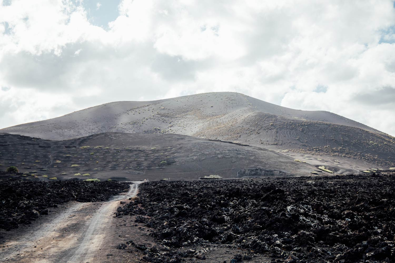 route des volcans iles des canaries