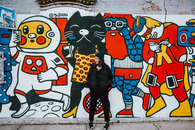 street art à bushwick blog Hellolaroux