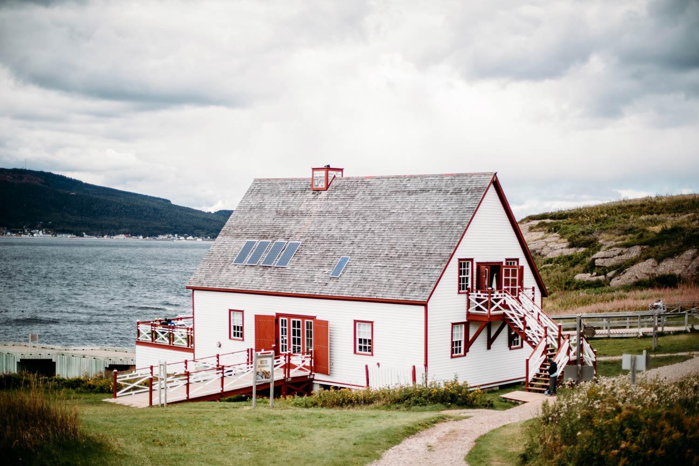 visiter ile bonaventure en Gaspésie