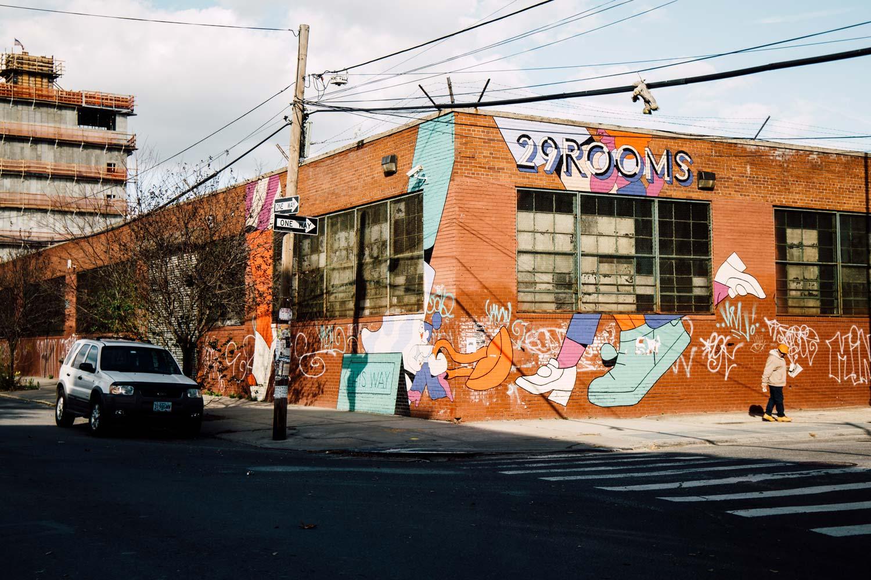 visiter nyc et voir le street art