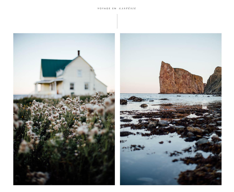 voyage en Gaspésie : que voir ? blog et conseils