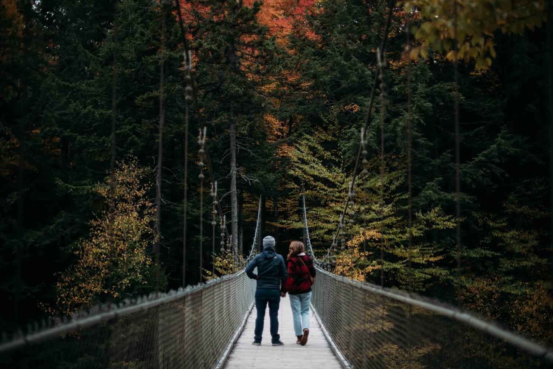 voyager au Québec automne