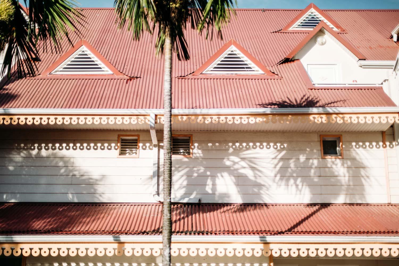 architecture créole Martinique