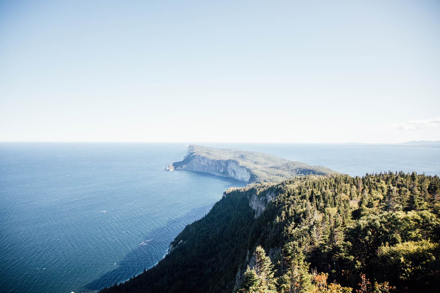 parc national de Forillon Gaspésie