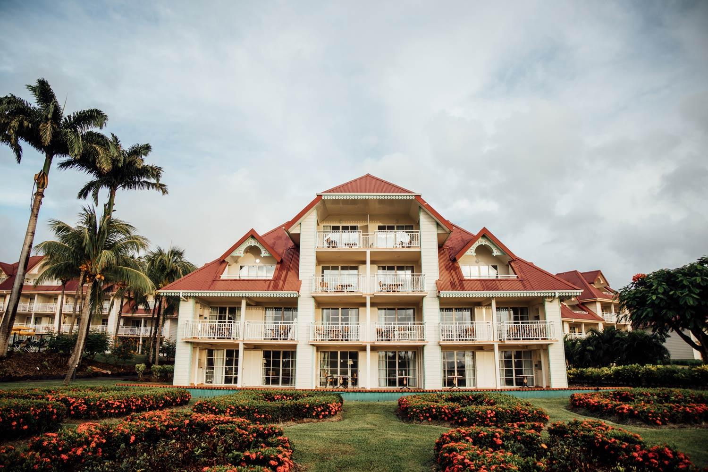 photo et avis sur le pierre et vacances de Martinique
