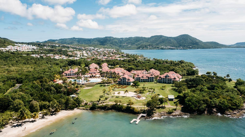 pierre et vacances martinique drone