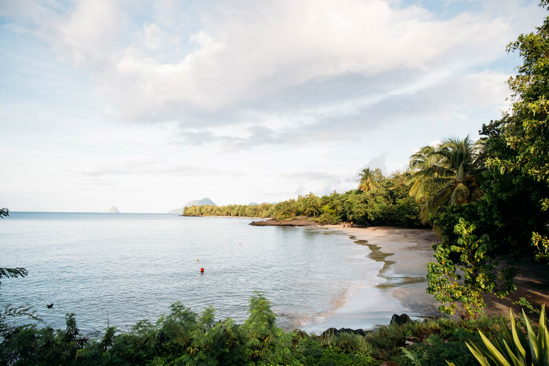 plage Martinique Antilles