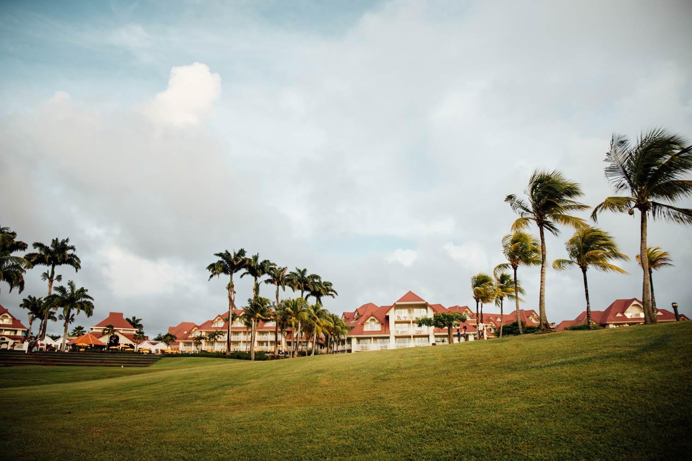 village club Martinique