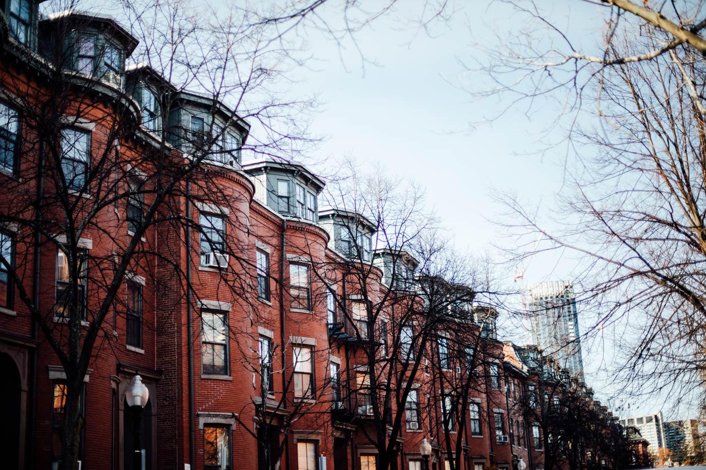 architecture maison Boston