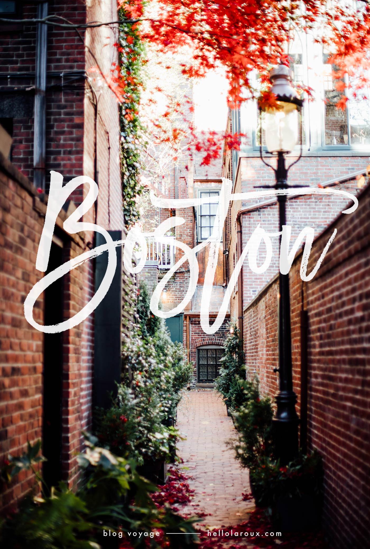 visiter Boston en 2 jours : que voir, que faire ?