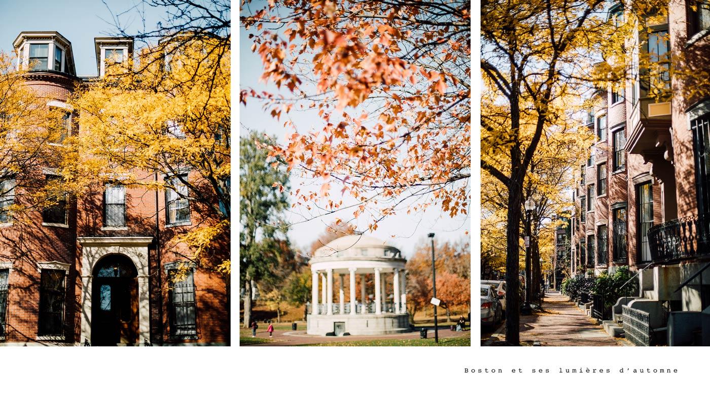 Boston en 48 heures blog voyage