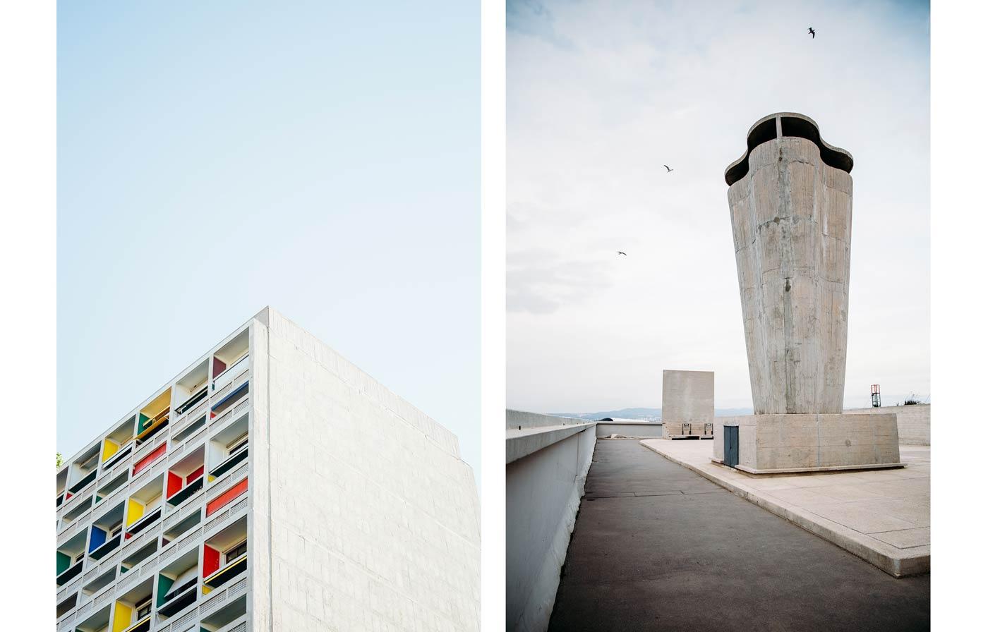 cité radieuse du Corbusier Marseille