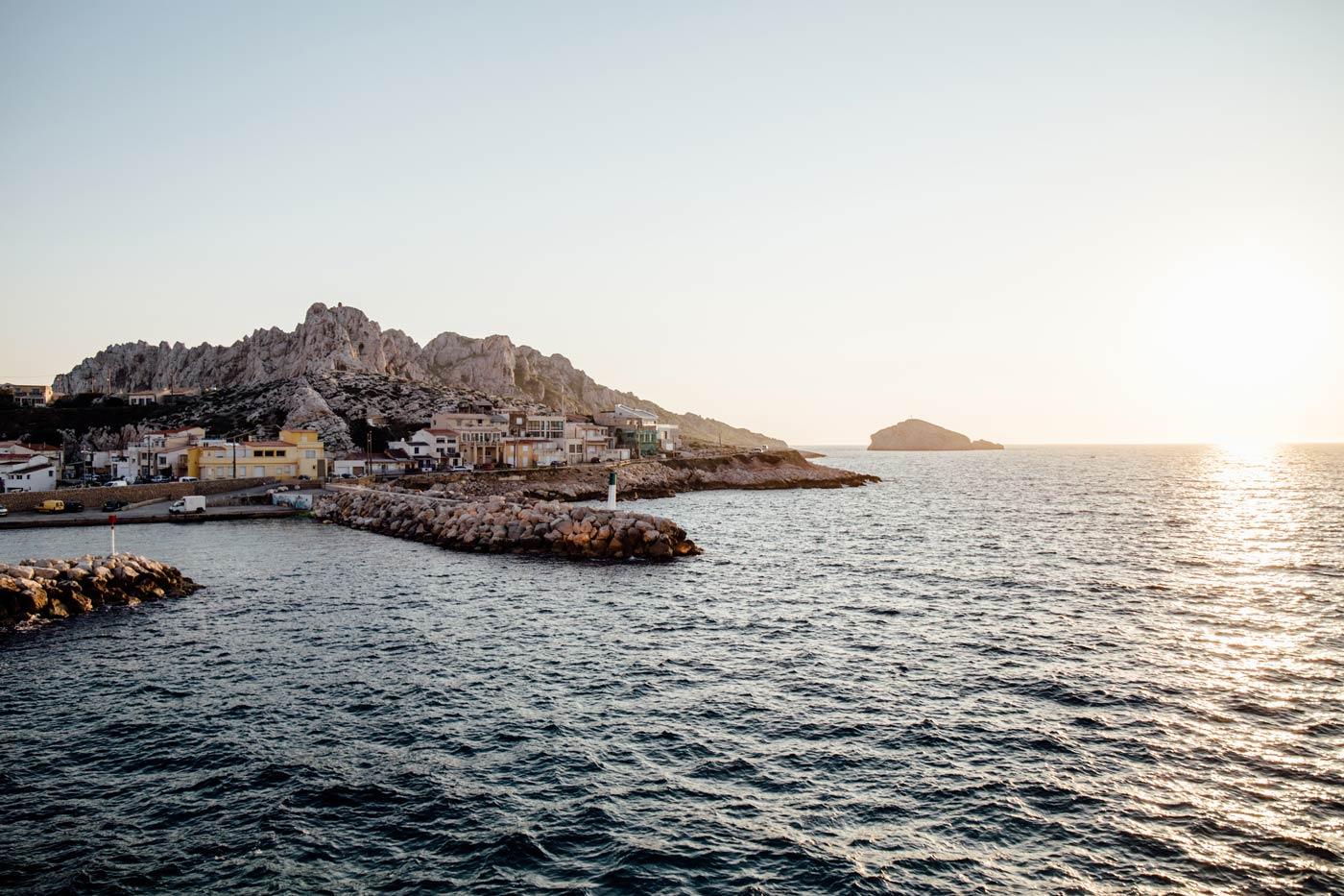 les goudes : calanques de Marseille