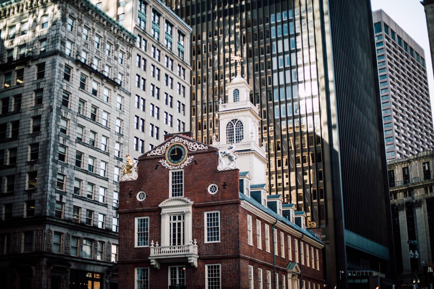 old state house museum Boston