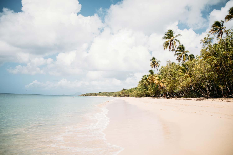 où se baigner en Martinique ?