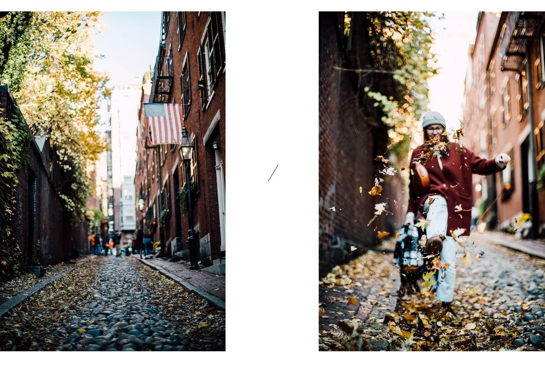 visiter Boston à l'automne