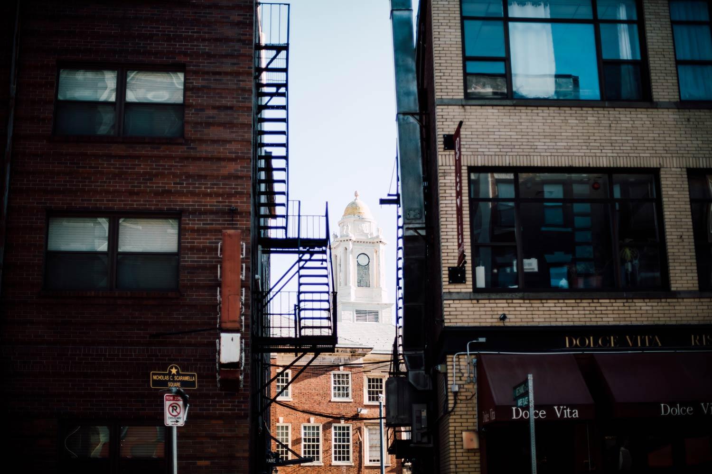 visiter Boston : le quartier North-end