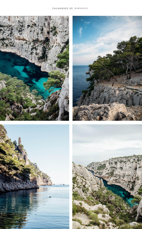 visiter Marseille et voir ses calanques (blog voyage)