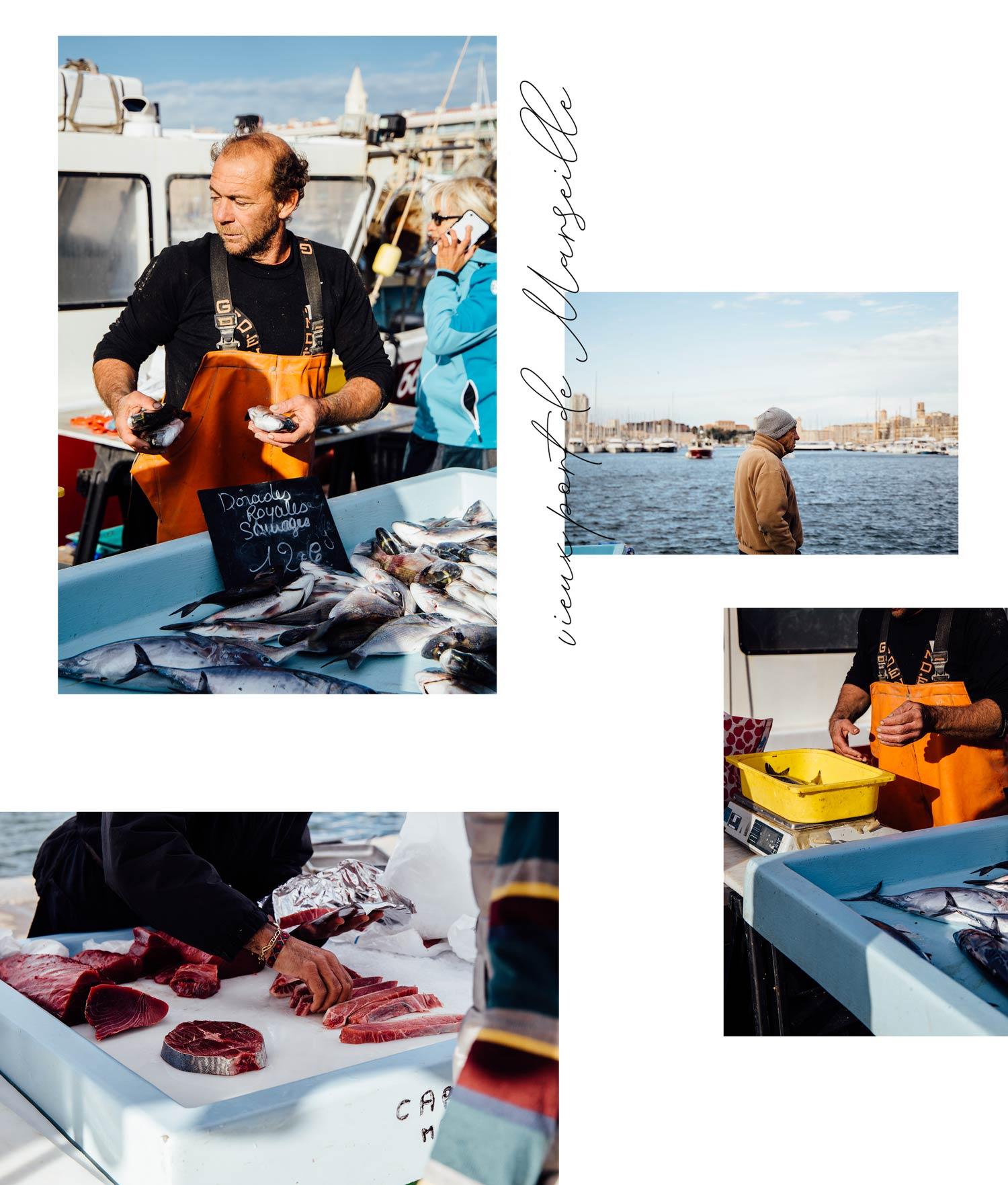 visiter Marseille et son Vieux-Port : blog voyage
