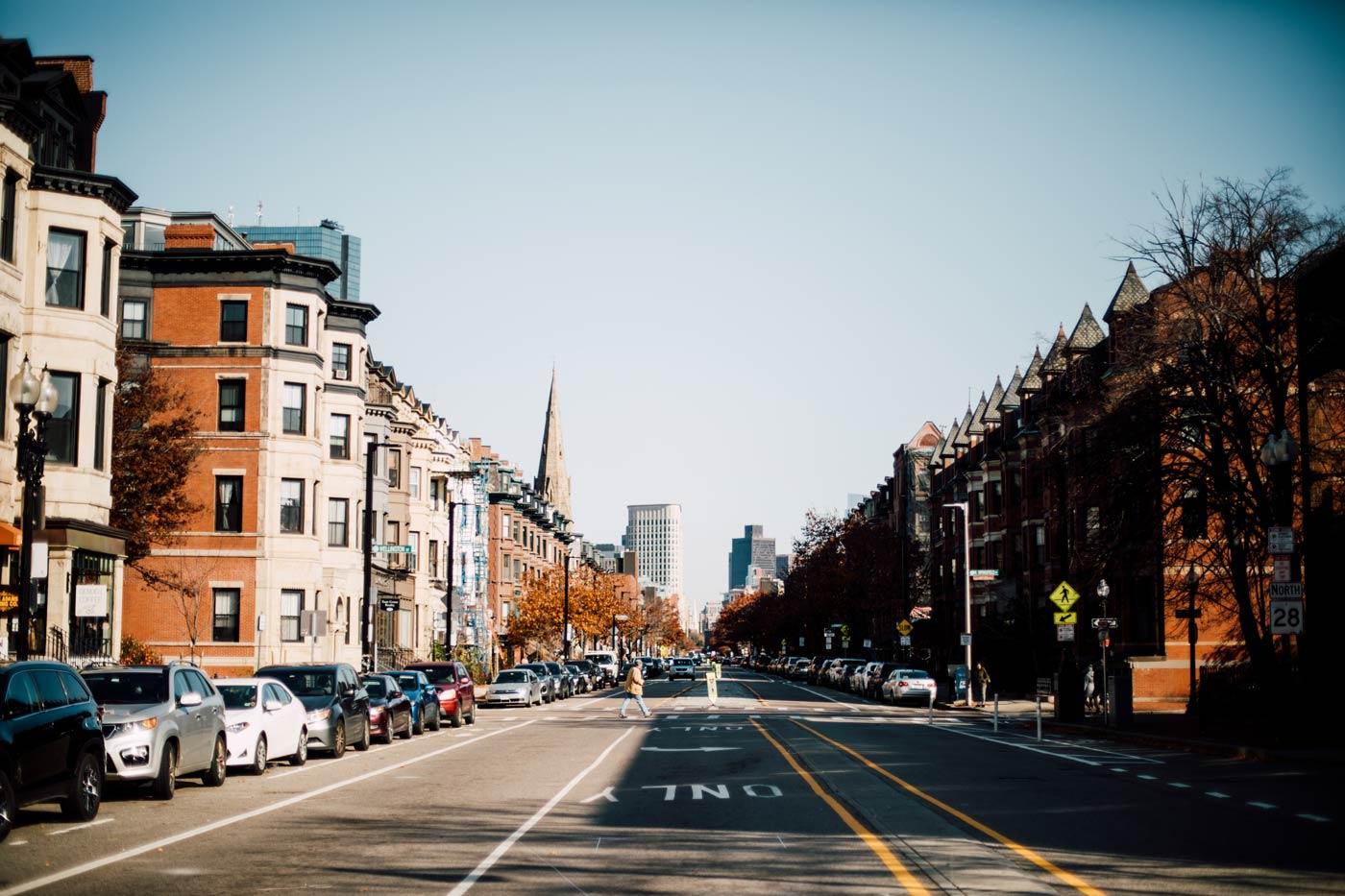 voir Boston Massachusetts
