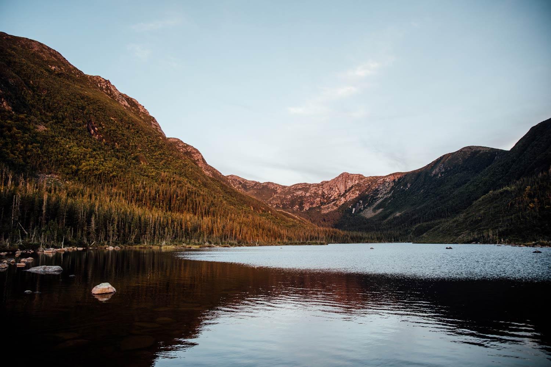 lac aux Américains randonnée