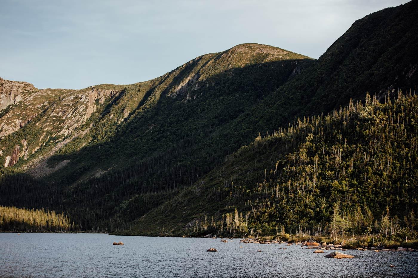 faire la randonnée du lac aux Américains