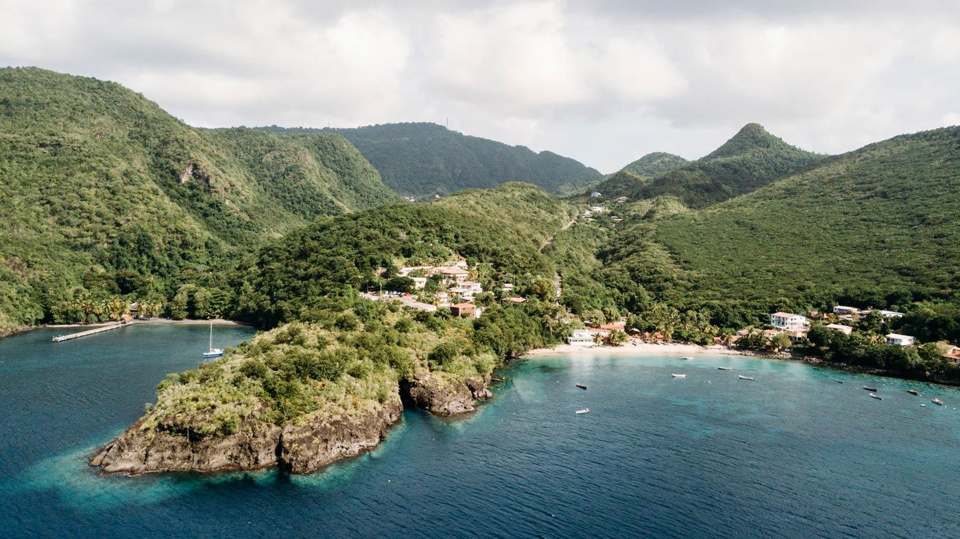 séjour Antilles plages Martinique